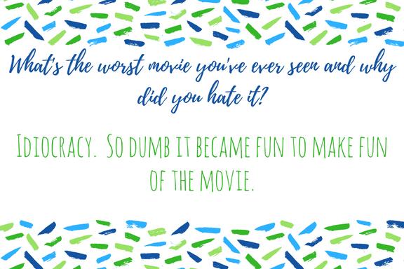 Worst Movie